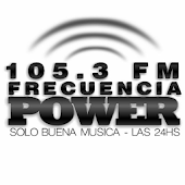 Frecuencia Power 105.3 MHz