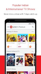 Airtel TV: Live TV, News, Movies & TV Shows 4