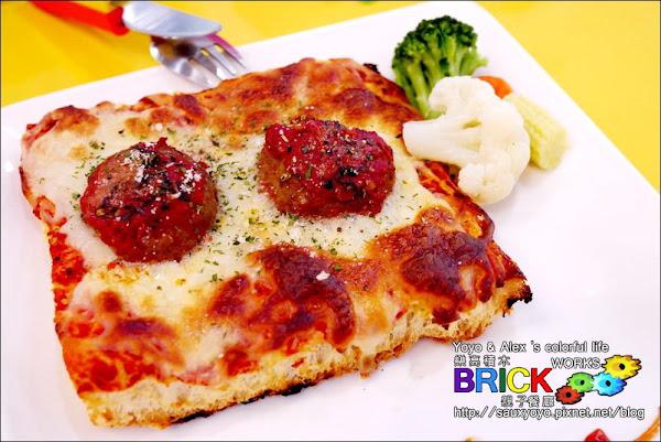 Brick Works 樂高餐廳