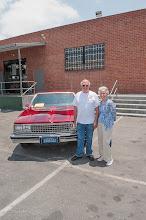 Photo: '86 Caballero, Rod Phillips & Sue (Miller) Metts
