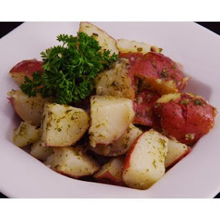 Irish Boiled Red Potatoes