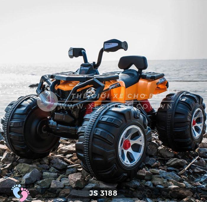 Xe mô tô điện địa hình khủng JS-3188 10