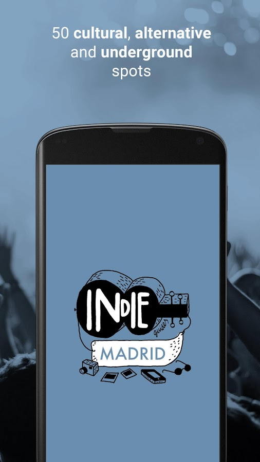 Indie Guides Madrid- screenshot