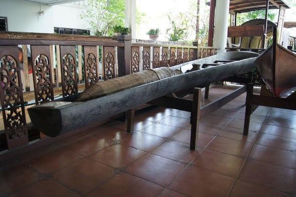 Thai Boat Museum, Ayutthaya.
