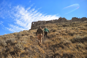 Photo: Hike to the Hole in the Wall