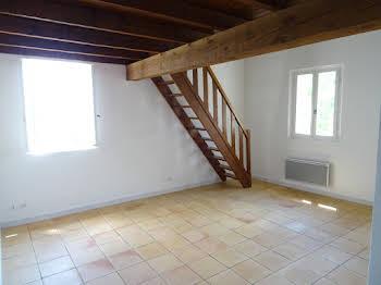 Appartement 2 pièces 60,5 m2
