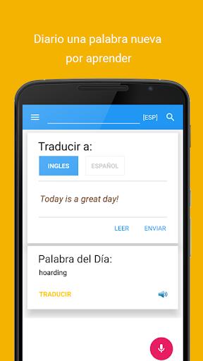 Translator spanish 5.5.65 screenshots 9