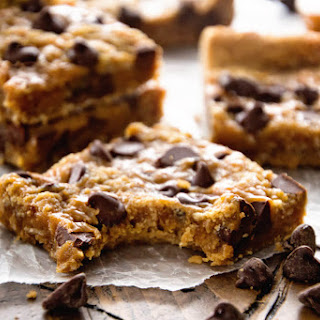 Chocolate Chip Caramel Bars Recipes