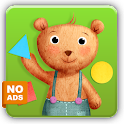 Kids Shapes & Colors Preschool icon