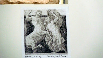 Photo: Drawing from the !7th century