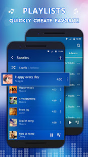 Music Player - Themes & Equalizer