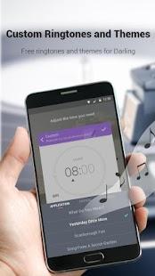 GO Darling Alarm - Clock Screenshot