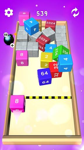 Smash Cube - 2048 Merge Puzzle Block 3D hack tool