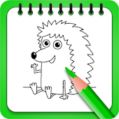 Free Animals Coloring Book