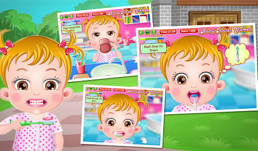 Baby Hazel Baby Care Games 9 screenshots 5