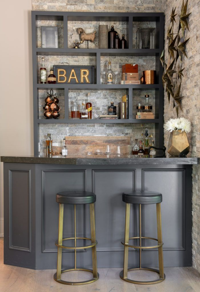 Refresh Your Dining Room by Creating a Wine Bar