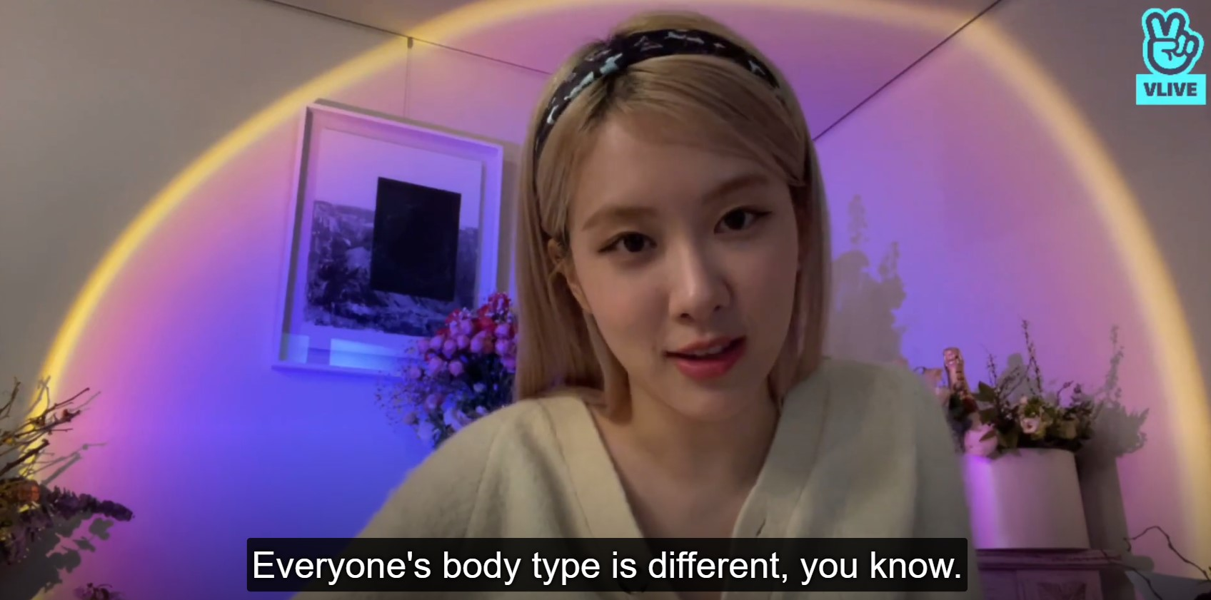 rose body type