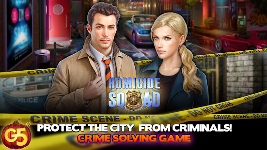 Homicide Squad: Hidden Crimes poster