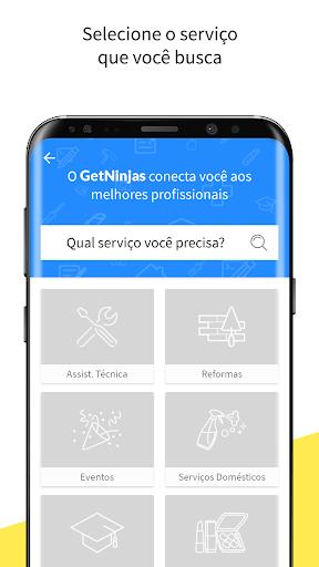 GetNinjas: Encontre Profissionais ou Serviu00e7os screenshots 2