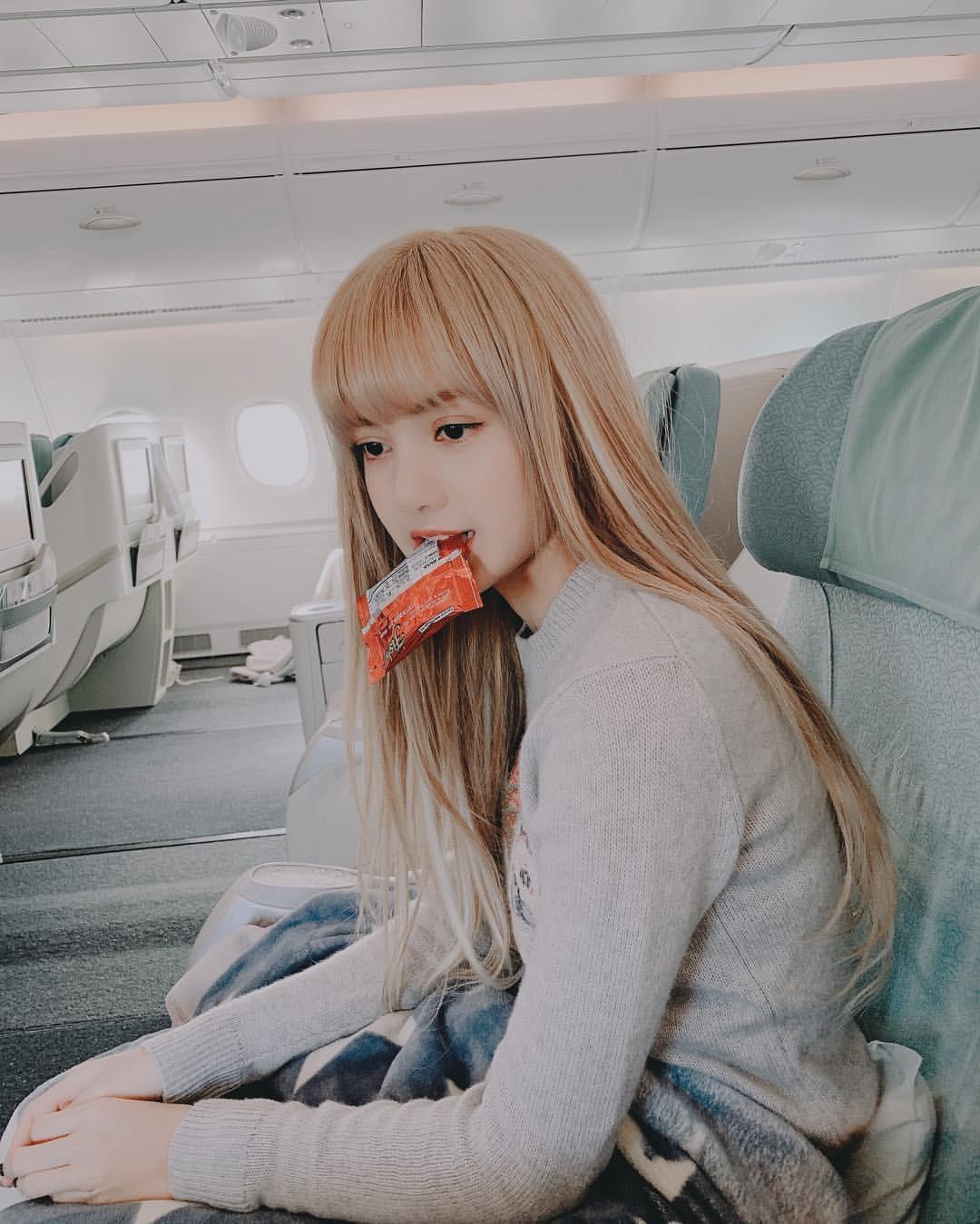 Lisa-Airplane-Photo