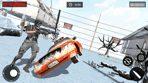 Critical Battle Royale Strike Free Fire Squad Game 1.0 screenshots 4