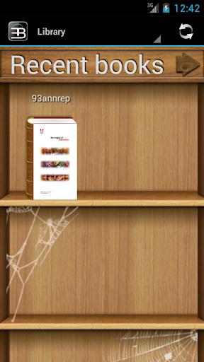 EBookDroid - PDF & DJVU Reader 2.6.3 screenshots 1