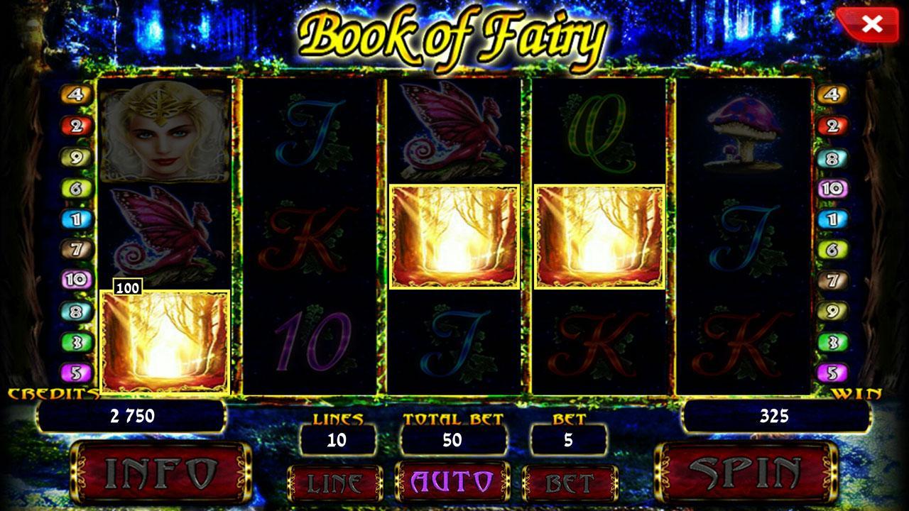 Slots fairyland