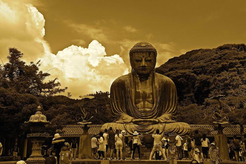 the big buddha di Luca Urso