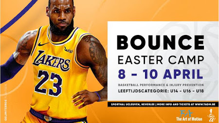 BOUNCE CAMPS 2019