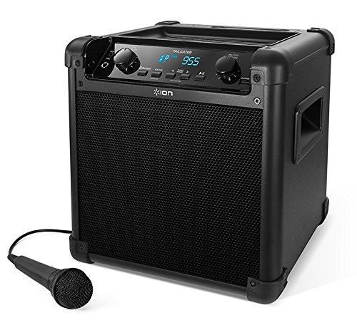 Ion Audio Tailgater Karaoke Machine Best Karaoke Machines