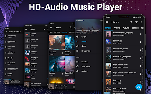 Music Player - Audio Player & 10 Bands Equalizer for PC