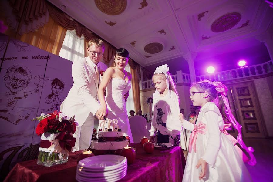 Fotógrafo de casamento Vera Fleisner (Soifer). Foto de 31.10.2012