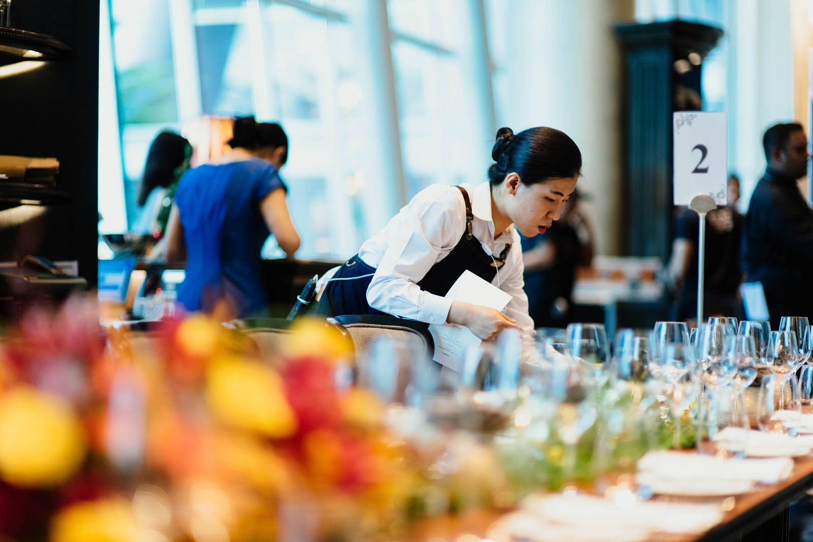 Tips for hotel catering