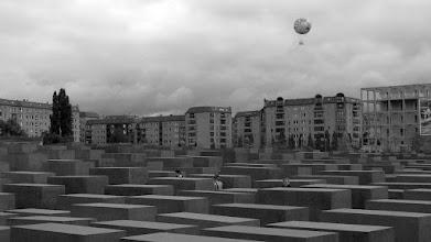 Photo: Holocaust Memorial