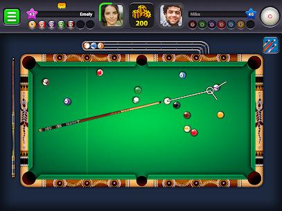 تحميل لعبة البلياردو 8 Ball Pool مهكرة للاندرويد [آخر اصدار] 8