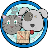 Tic Tac Toe Cats and Dogs