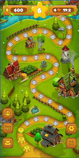 Farm Tile Journey  captures d'écran 2