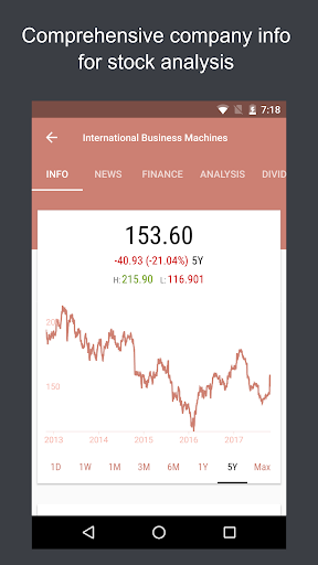 ? ? JStock - Stock Market & U.S. Investing screenshot 7