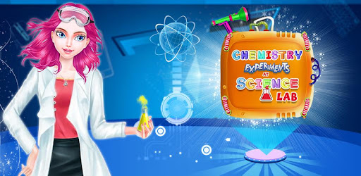 Chemistry Experiments at Science Lab – Google Play дүкеніндегі
