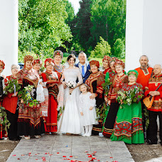 Wedding photographer Andrey Morokhin (photograff76). Photo of 15.06.2018