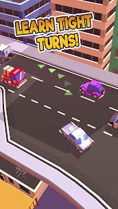 Taxi Run MOD APK – Crazy Driver 1.16 [Unlimited Money + No Ads] 4