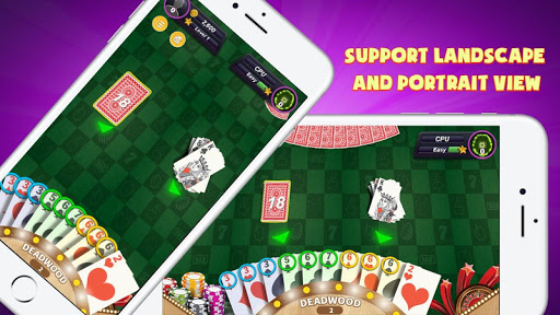 Gin Rummy Extra - GinRummy Plus Classic Card Games 1.1 gameplay | by HackJr.Pw 2