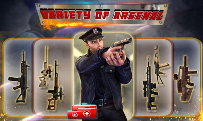 Heroes of SWAT - screenshot