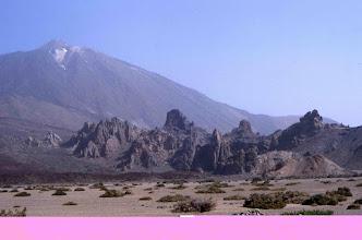 Photo: El Parque Nacional de Las Cañadas