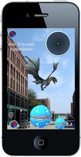 Pocket Dragon GO! 1.1 screenshots 1