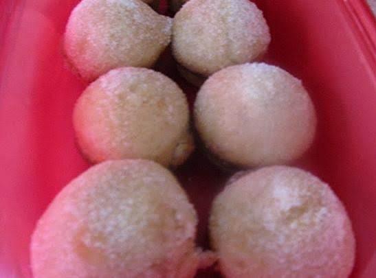 Sugary Topped Muffins
