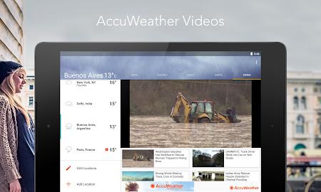 AccuWeather Screenshot 13