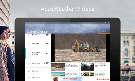 AccuWeather Screenshot 11