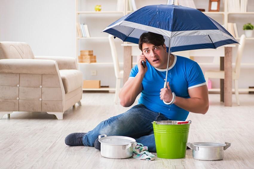 Có nhiều nguyên nhân dẫn tới tình trạng mái tôn bị thấm dột