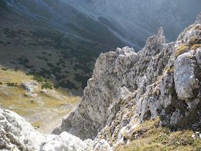 Photo: Zgornji del stebra